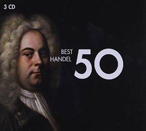 50 BEST HANDEL -3CD (CD)