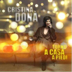 CRISTINA DONA' - TORNO A CASA (CD)