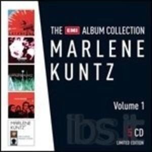 MARLENE KUNTZ - THE EMI ALBUM COLLECTION VOL.1 -5CD (CD)