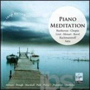 PIANO MEDITATION (CD)