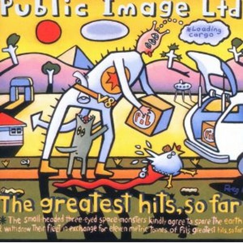 PUBLIC IMAGE LIMITED - THE GREATEST HITS... SO FAR (CD)