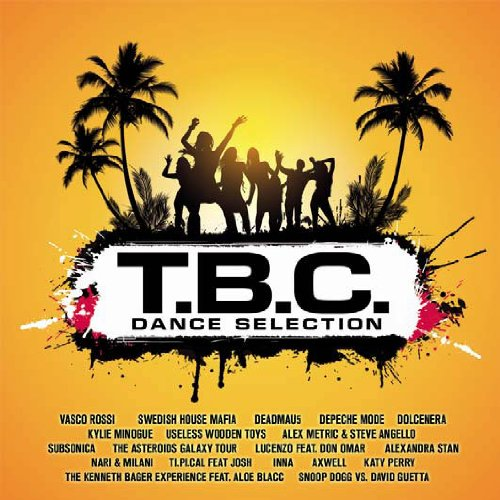 TBC DANCE SELECTION (CD)