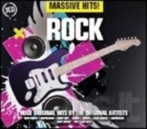 MASSIVE HITS. ROCK -3CD (CD)