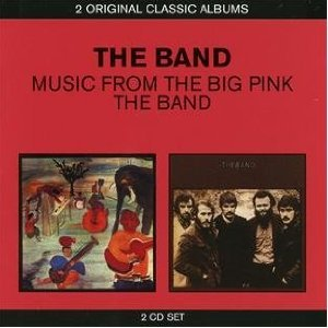 THE BAND - MUSIC FROM BIG PINK (CD)