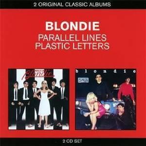BLONDIE - PARALLEL LINES - PLASTIC LETTERS (CD)