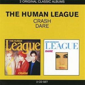 HUMAN LEAGUE - CRASH - DARE! -2CD (CD)