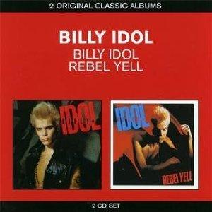 BILLY IDOL - REBEL YELL -2CD (CD)