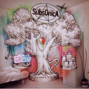 SUBSONICA - EDEN (CD)