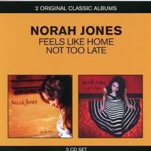 NORAH JONES - NOT TOO LATE - FEELS LIKE HOME (CD)