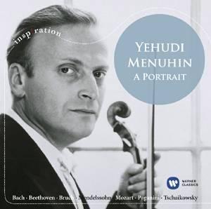 YEHUDI MENUHIN: A PORTRAIT (CD)