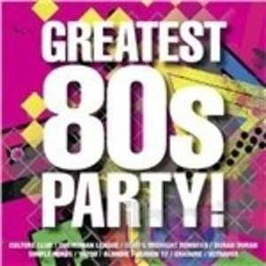 GREATEST 80S PARTY! (CD)