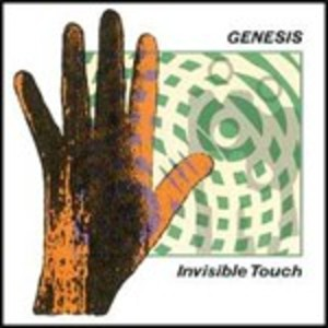 GENESIS - INVISIBLE TOUCH -(REMASTERED EDITION) (CD)