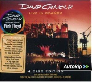 DAVID GILMOUR - LIVE IN GDANSK -2CD (CD)