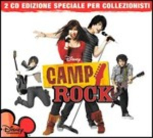 CAMP ROCK SPECIAL EDITION + DVD (CD)