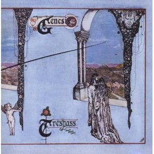 GENESIS - TRESPASS -RMX (CD)