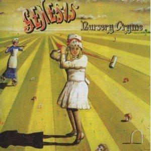 GENESIS - NURSERY CRYME -RMX (CD)