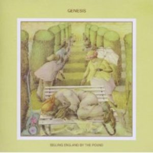 GENESIS - SELLING ENGLAND BY THE POUND -RMX (CD)