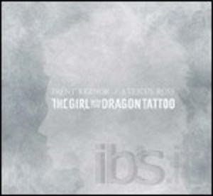 TRENT REZNOR - THE GIRL WITH THE DRAGON TATTOO (CD)