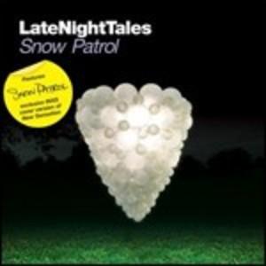 SNOW PATROL - LATE NIGHT TALES (CD)