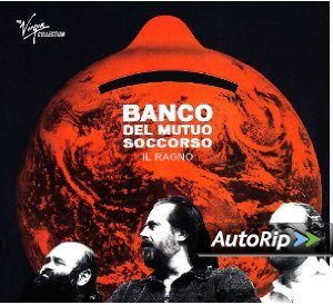 BANCO - IL RAGNO THE VIRGIN COLLECTION - (SLIDEPACK) (CD)