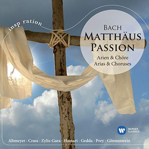 BACH: MATTHAUS PASSION (CD)