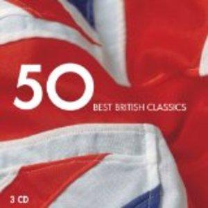 50 BEST BRITISH CLASSICS -3CD (CD)