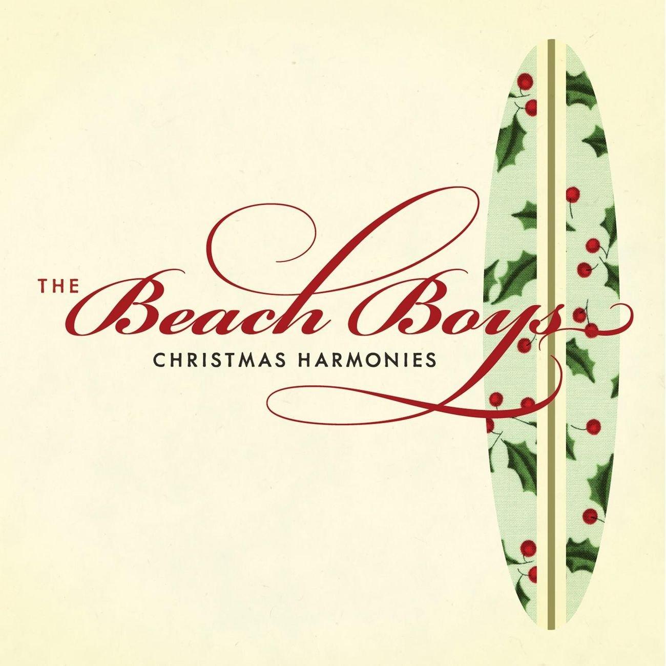 BEACH BOYS - CHRISTMAS HARMONIES (CD)