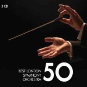 50 BEST LONDON SYMPHONY ORCHESTRA -3CD (CD)
