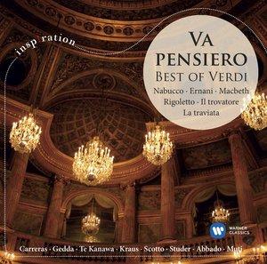 VERDI: VA PENSIERO: BEST OF VERDI (CD)