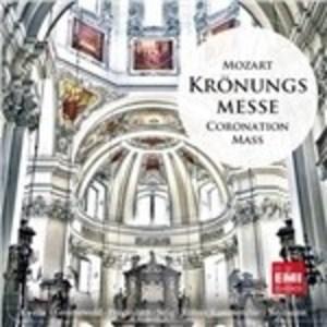 MOZART: MESSA DELL'INCORONAZIONE (CD)