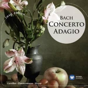 BACH: CONCERTO ADAGIO (CD)