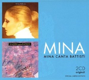 MINA - CANTA BATTISTI -2CD (CD)