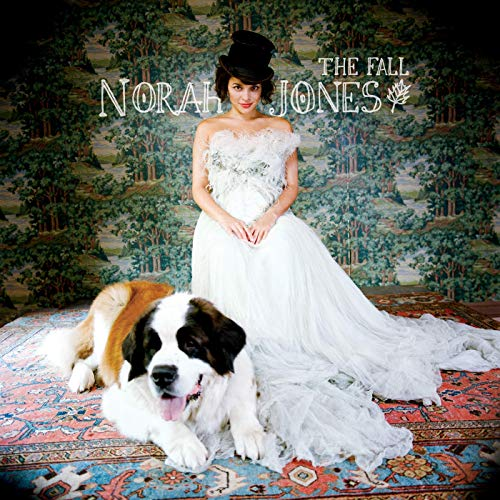 NORAH JONES - THE FALL -CD+CD LIVE (CD)