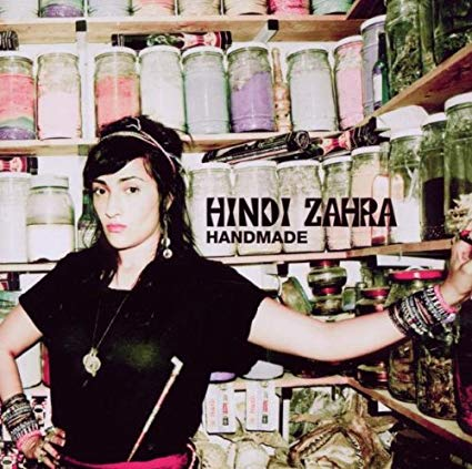 HINDI ZAHRA - HANDMADE (CD)