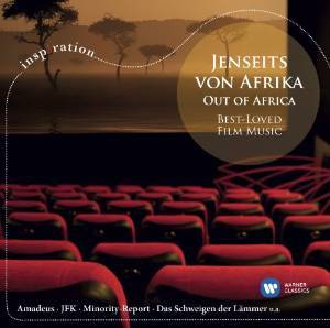 INSPIRATION SERIES: BEST LOVED FILM OUT OF AFRICA (CD)