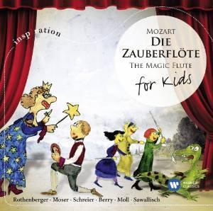 INSPIRATION SERIES: THE MAGIC FLUTE (CD)