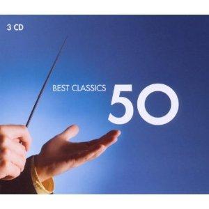 50 BEST CLASSICS -3CD (CD)
