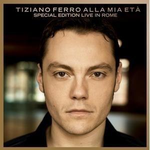 TIZIANO FERRO - ALLA MIA ETA' - LIVE IN ROME -CD+DVD (CD)