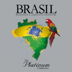 THE PLATINUM COLLECTION. BRASIL BOSSANOVA & SAMBA HITS COLLECTION -3CD (CD)