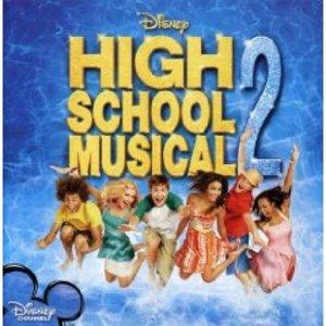 HIGH SCHOOL MUSICAL 2 -(ITALIAN VERSION) (CD)