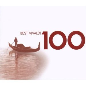 100 BEST VIVALDI -6CD (CD)