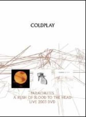 COLDPLAY PARACHUTES (DVD+2CD) (DVD)
