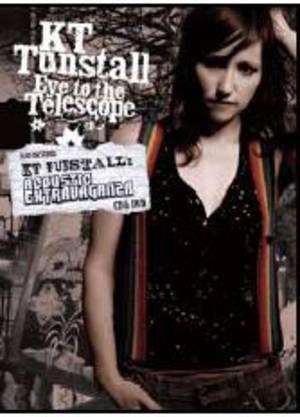 KT TUNSTALL EYE TO THE TELESCOPE (DVD+2CD) (DVD)