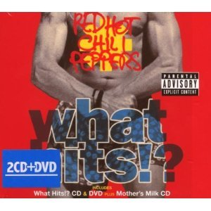 RED HOT CHILI PEPPERS - WHAT HITS + MOTHER'S MILK -2CD+DVD (CD)