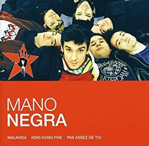 MANO NEGRA - L'ESSENTIEL (CD)