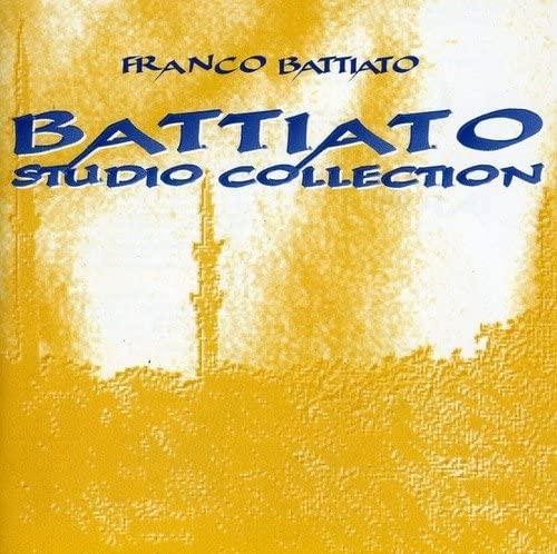 FRANCO BATTIATO - BATTIATO STUDIO COLLECTION -2CD (CD)