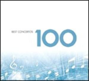 100 BEST CONCERTOS -6CD (CD)