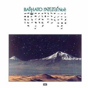 FRANCO BATTIATO - L'ARCA DI NOE' (LP)