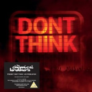 CHEMICAL BROTHERS - DON'T THINK -CD+DVD (CD)
