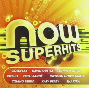 NOW SUPERHITS -2CD (CD)